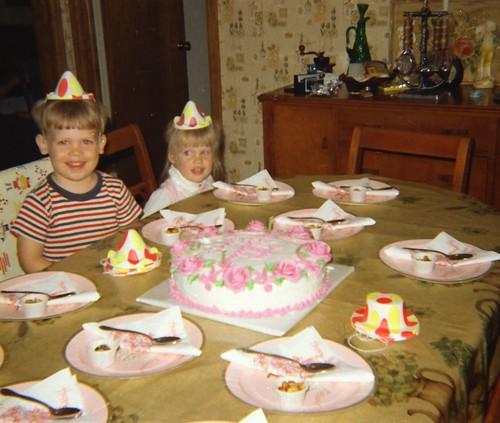 Niece Tammy's Second Birthday