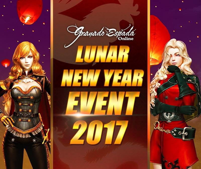 Back To Back Event With Granado Espada To Celebrate Lunar New Year