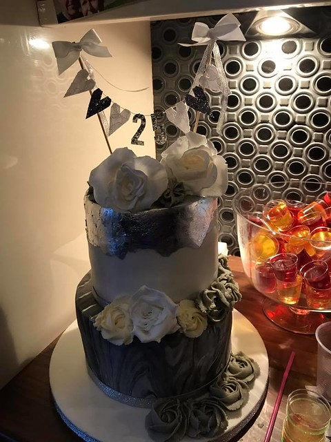 Cake by Claire Thomson