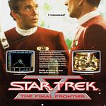 Wed, 2017-08-16 17:02 - Star Trek V: The Final Frontier computer game, 1989