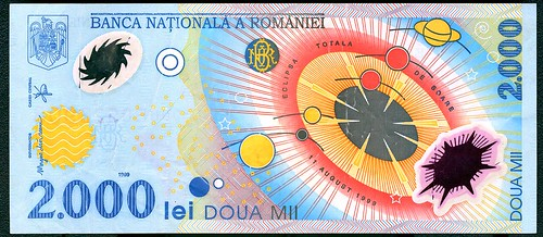 Romania Eclipse 2000 back