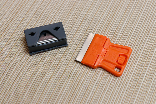 utility razor blade holder
