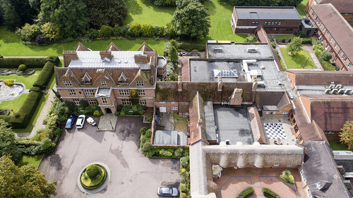 Horwood House Drone Photography-1