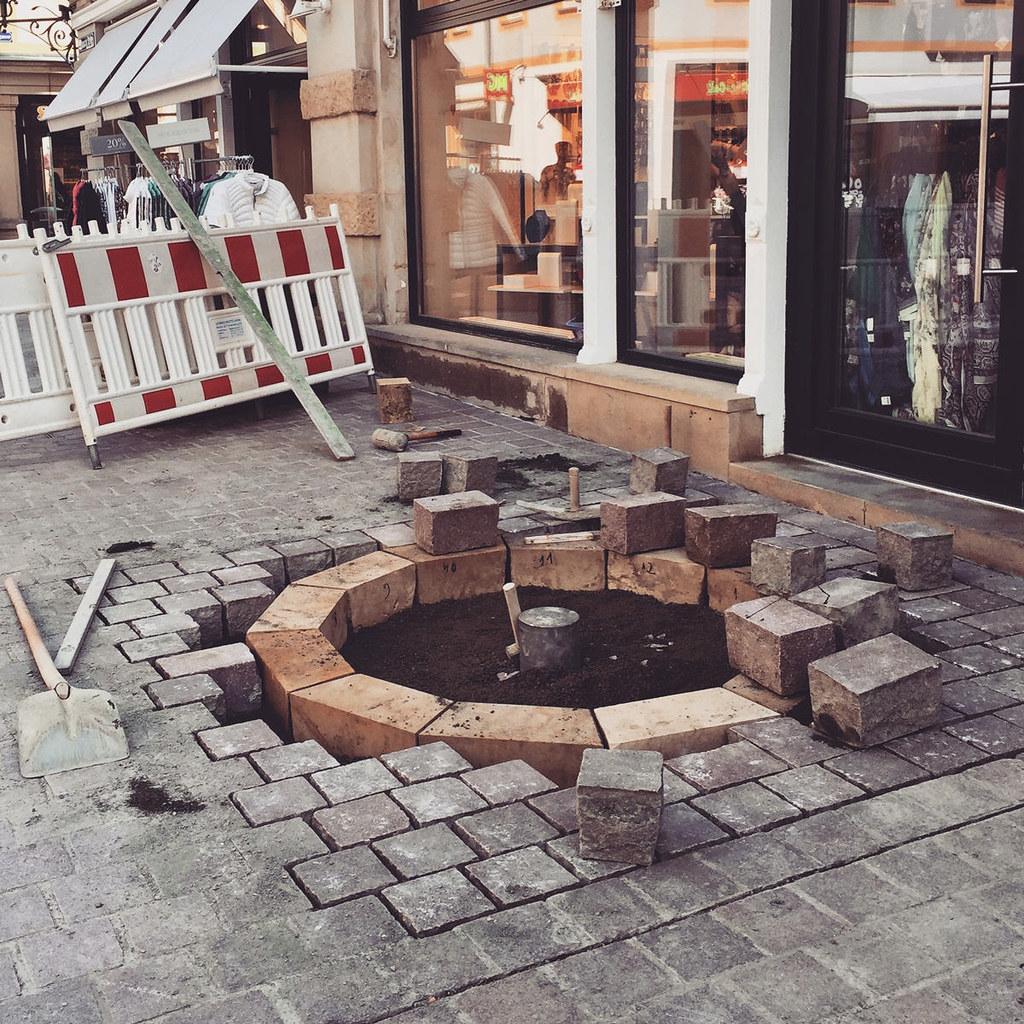 Historischer Brunnen Dohnaische Straße