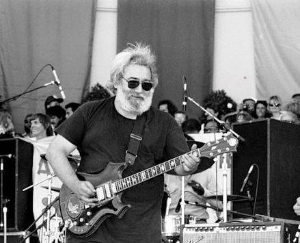 Jerry Garcia - 1988