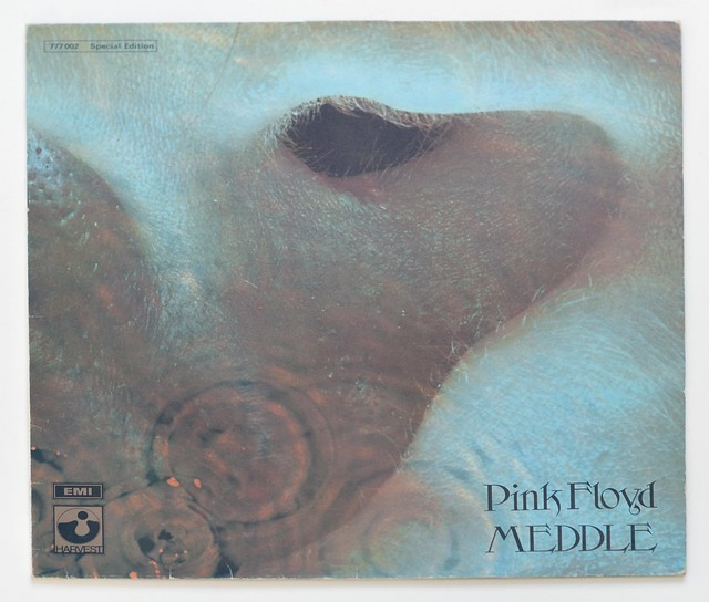 PINK FLOYD Meddle Special Edition