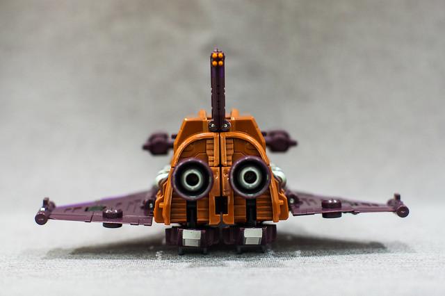 Blast Off Rocket Mode 3