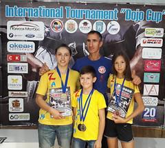 Международный турнир WKF «International Dojo Cup»57