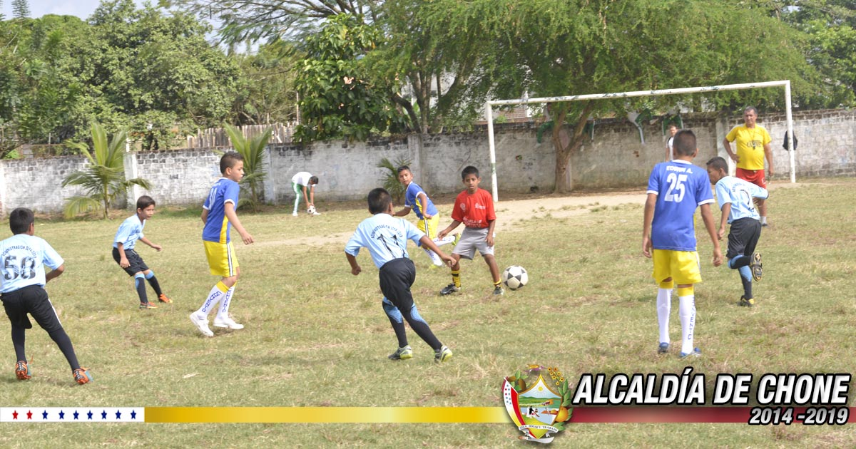 Jueves 31 de agosto, final del campeonato Infanto juvenil interno copa Eugenio Tigana Zambrano