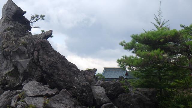 Onioshidashi 「鬼押出し園」