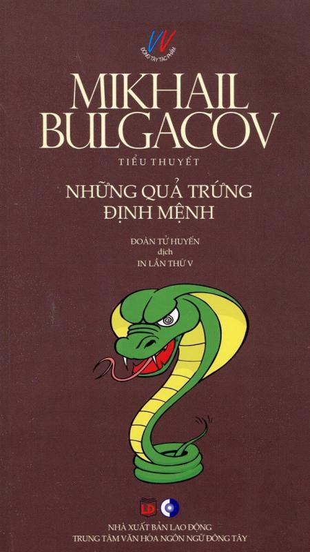 Những Quả Trứng Định Mệnh - Mikhail Bulgakov