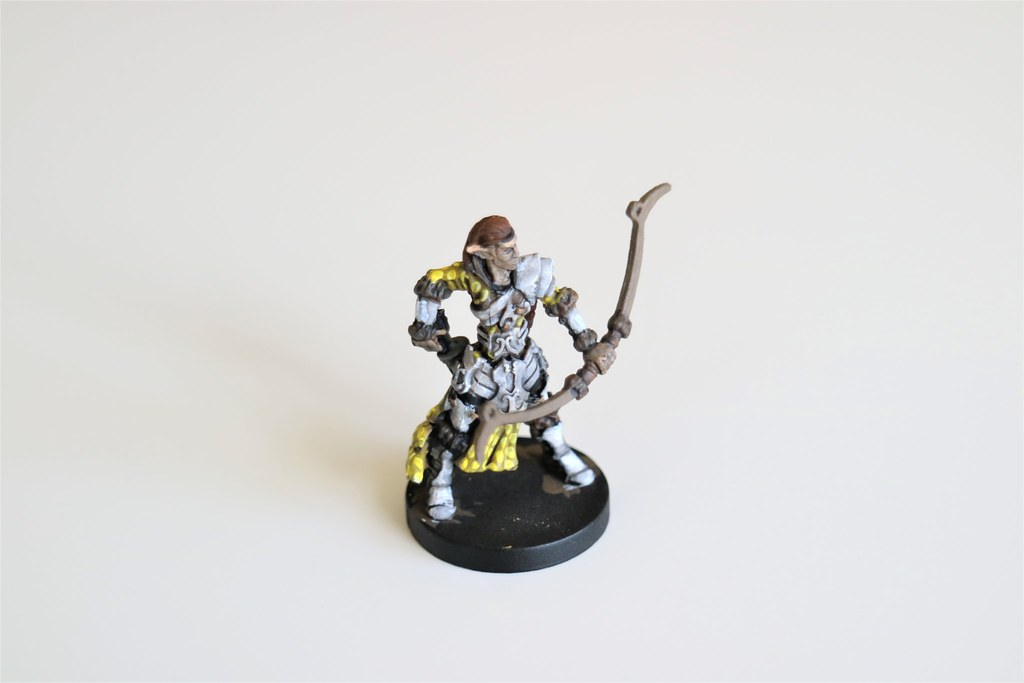 Runewars Miniatures Aspen Elf 5