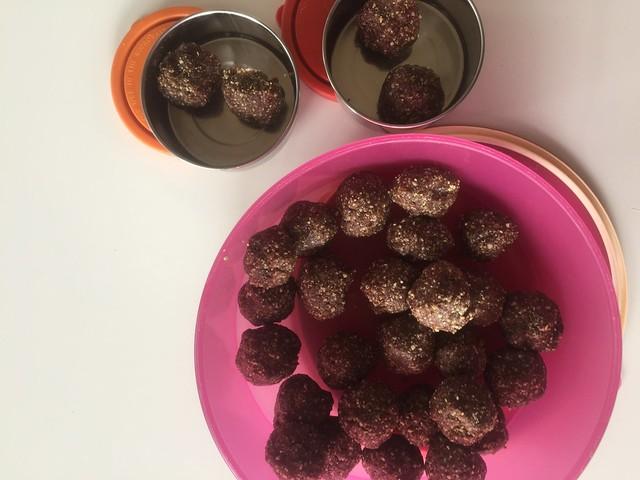 Nut free choc peppermint balls IMG_4167