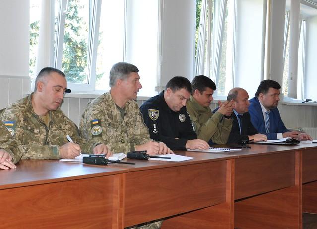 На Житомирщині СБУ провела масштабні антитерористичні навчання