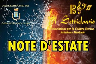 Noicattaro. Concerto Setticlavio front