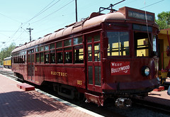 Pacific Electric car 717, Orange Empire Railway Museum, Perris, CA