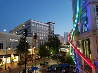 Downtown Silver Spring, MD USA | by citron_smurf