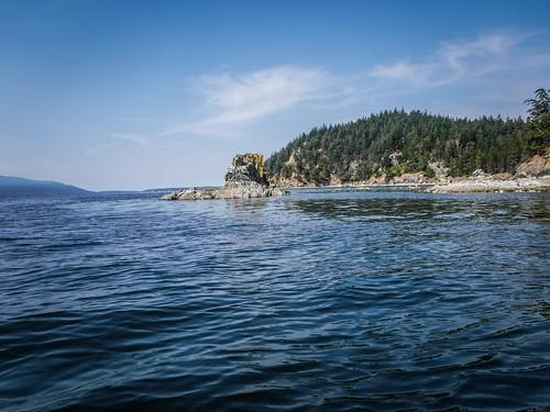 Kayaking Bellingham Bay-43
