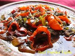Beef Paprika Tajine