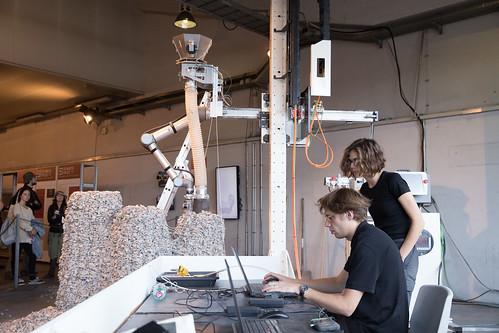 Rock Print: a Manistone / Gramazio Kohler Research, ETH Zurich (CH)