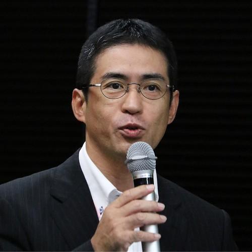 東京海上日動あんしん生命の佐藤さんによる、会社説明とあるく保険の紹介。 #あるく保険