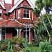 Isle of Wight Coastal Path Chart House B and B Totland Bay