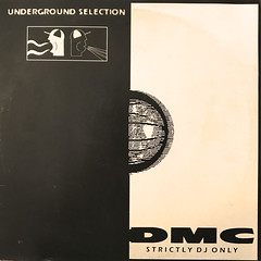 V.A.:DMC(UNDERGROUND SELECTION 1:93)(JACKET A)