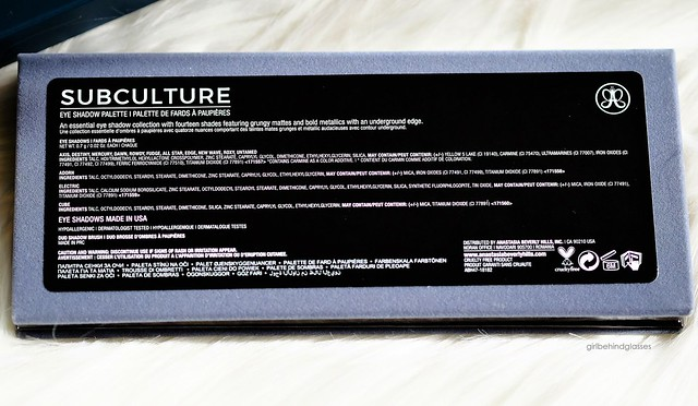 Anastasia Beverly Hills Subculture palette2