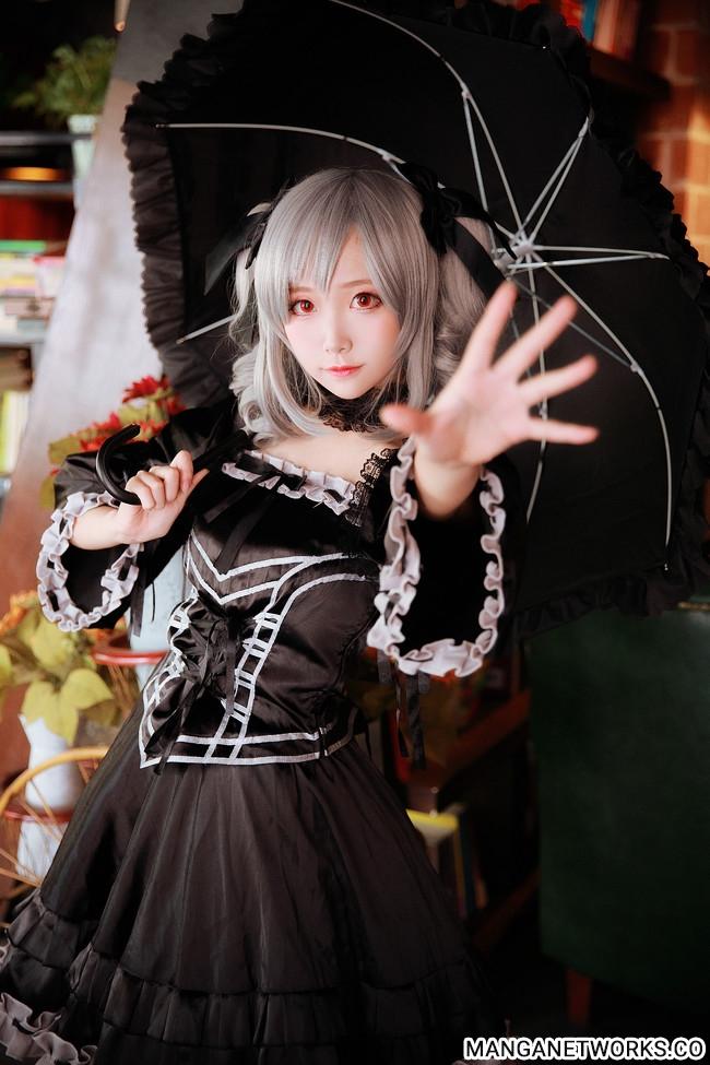 37005932900 f21436043d o Hút hồn với vẻ đẹp của nữ Coser khi nhập vai vào Ranko Kanzaki