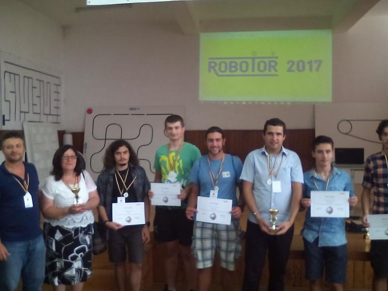 ROBOTOR 2017