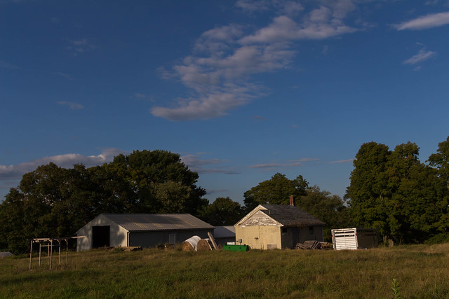 Moose Hill Farm, Trustees of the Reservation, September 10, 2017