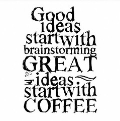 Positive Quotes : Coffee…
