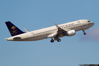 Saudi Arabian Airlines Airbus A320-214(WL) cn 7817 F-WWDY // HZ-AS60