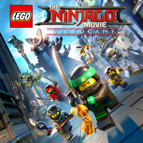 Lego Ninjago Move Game