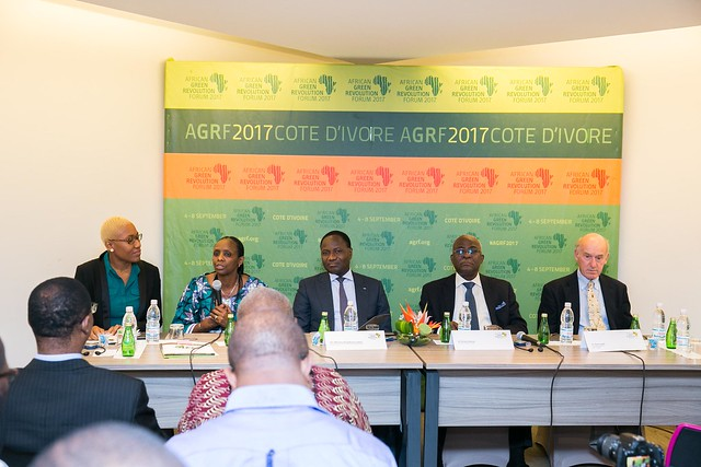 AGRF 2017 - Opening press conference, september 5th 2017