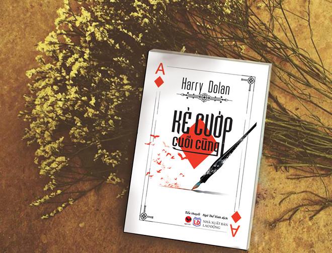 'Ke cuop cuoi cung' - trinh tham theo phong cach Harry Dolan hinh anh 1