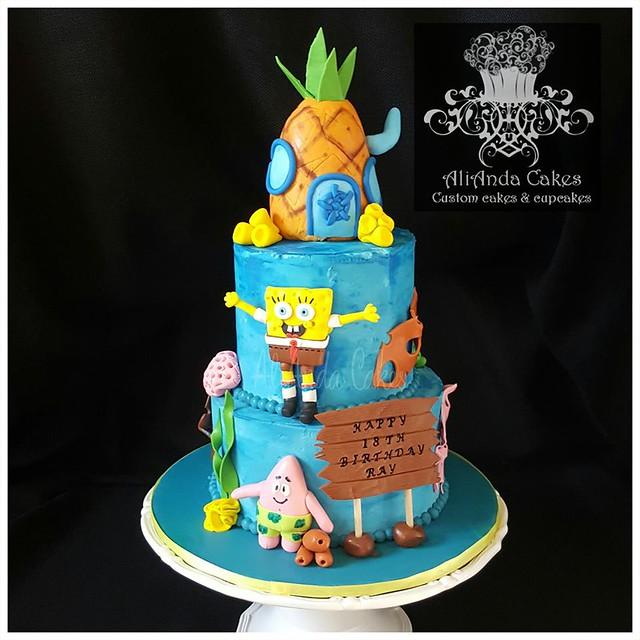 Cake by AliAnda Cakes
