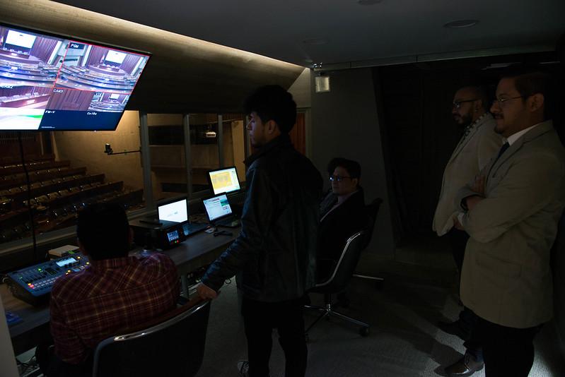 CIESPAL inaugura el primer estudio de televisión para capacitación con tecnología HD en el Ecuador