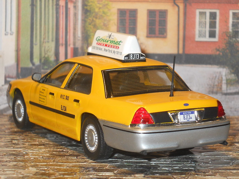 Ford Crown Victoria - New York - 1998 - Altaya