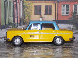 Simca 1000 - Argelia - 1962 - Altaya