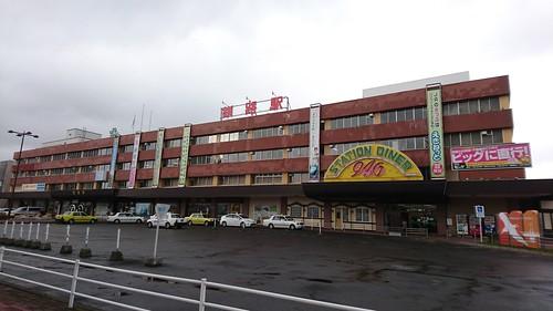 昭和っぽい釧路駅
