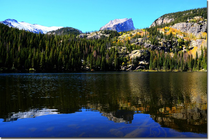 Bear Lake in Fall (2)