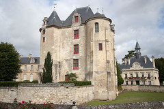 Le Donjon du Chateau de Vic-sur-Aisne - Photo of Ambleny