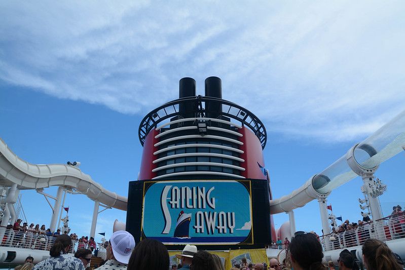 Sail Away Party