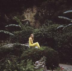 San Antonio Sunken Gardens - May 1971