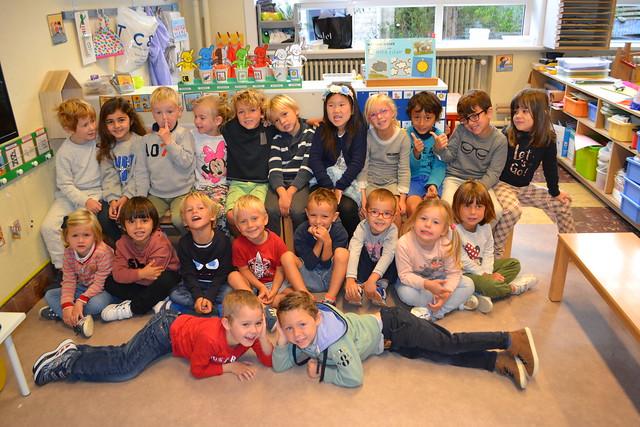 20170928 K23D De eerste schoolweken