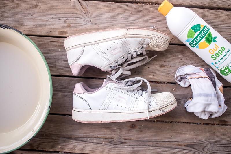 Vårda och ta hand om dina skor! | Fredrika på vinden