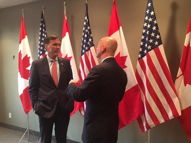 Gov. Ricketts Kicks Off Trade Mission to Canada
