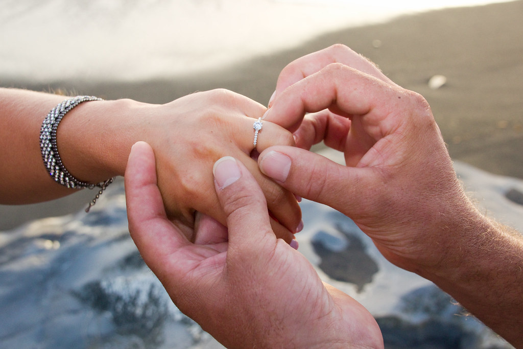 Engagement Photographer in Lanzarote