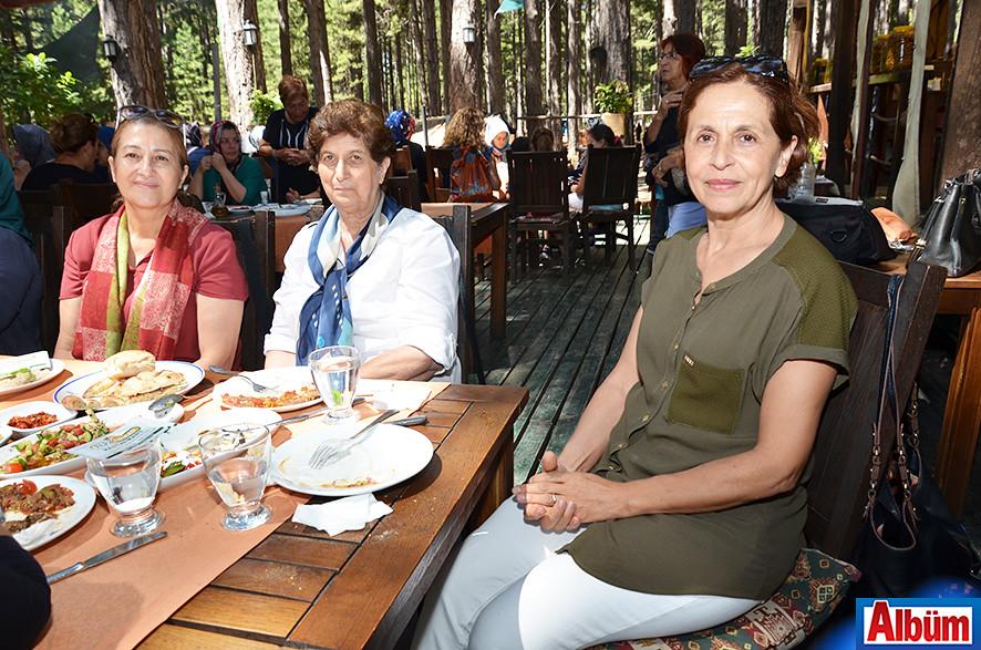 Sibel Arıkan, Fatma Şen, Nuray Görkey